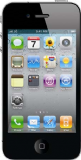 Apple iPhone 4 32GB - Black - Refurbished MC605BA - Three